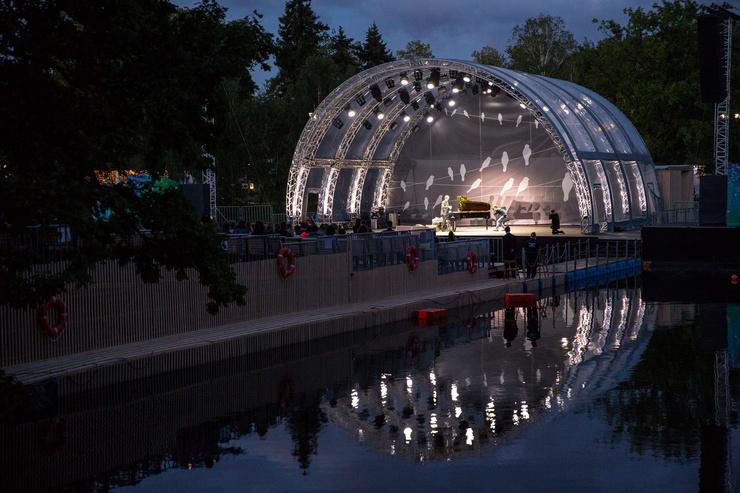 Стиль жизни: Сцена на воде на ВДНХ откроется Фестивалем духовых оркестров – фото №3