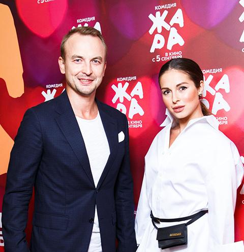 Игорь Сивов и Нюша