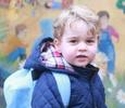 Наследник Кейт Миддлтон и принца Уильяма пошел в детский сад