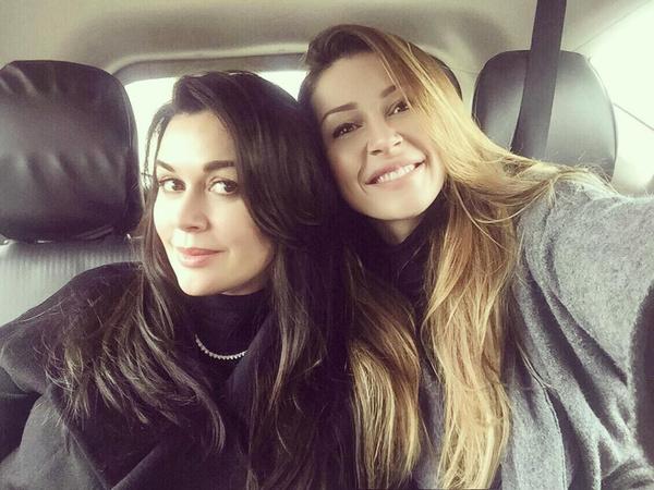 Дочь Анастасии Заворотнюк: «Мама попросила меня потерпеть несколько месяцев»