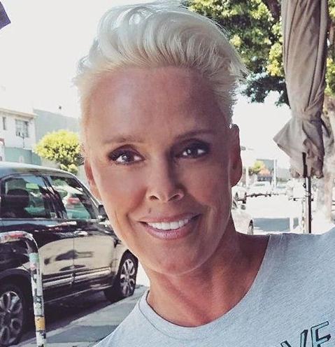 Бриджит Нильсен стала мамой в пятый раз в 54 года