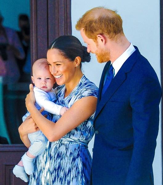 Говорят, что Арчи не дали титул принца, потому что его может носить только старший сын Уильяма