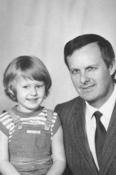 Ксения Собчак с отцом Анатолием