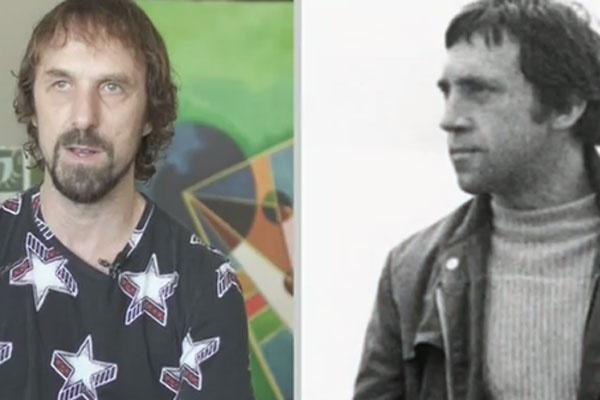 Александр Полин считает себя сыном Высоцкого