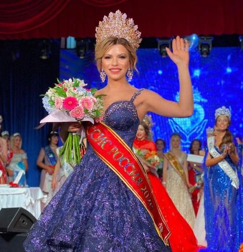 Названо имя победительницы конкурса красоты «Миссис Россия-2020»
