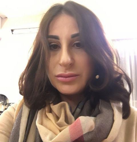 Марина Тристановна