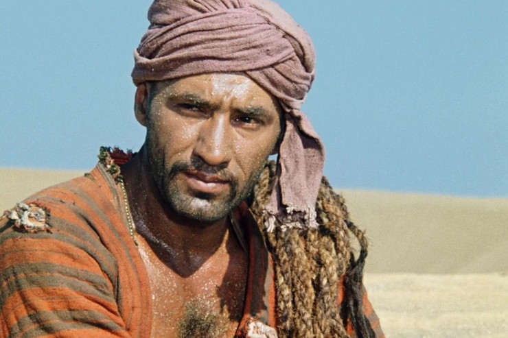 Роль Саида стала одной из самых ярких в фильмографии Спартака Мишулина