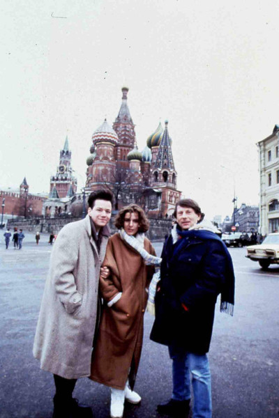 Наталье предложили роль в голливудской ленте «Назад в СССР»