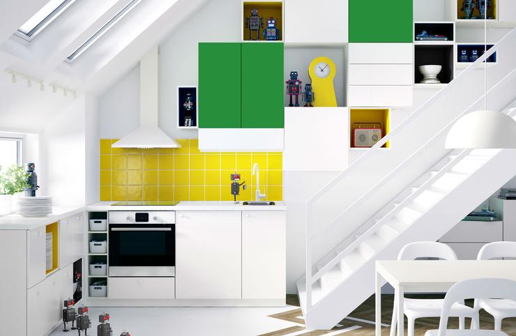 В ИКЕА стартуют продажи кухонной мебели нового поколения