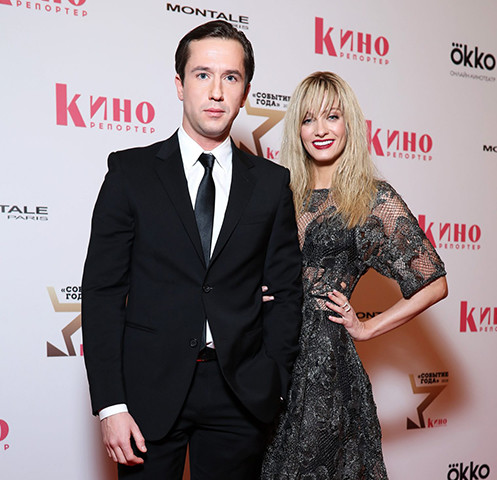 Полина Максимова и Егор Корешков