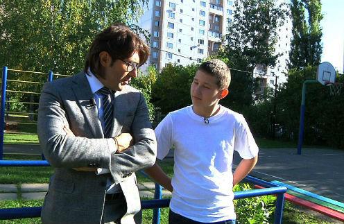 Николай Ерохин сам попросил Андрея Малахова об интервью