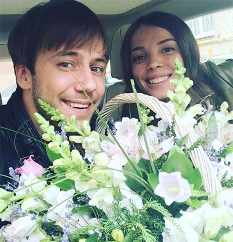 Иван Жидков и его девушка Лилия Соловьева
