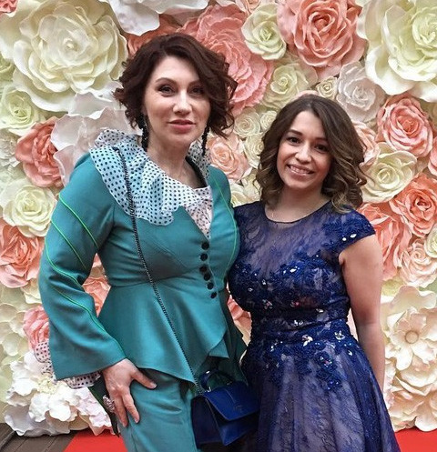 Роза и Ксения Сябитовы