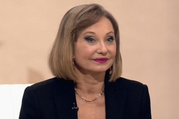 Лариса Луппиан редко становится героиней передач