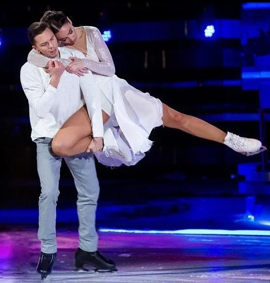 Дмитрий Соловьев и Ольга Бузова