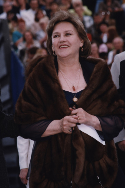 В отличие от Покровской, Нонна Мордюкова спустя полгода поняла, что Сошальский ей не пара