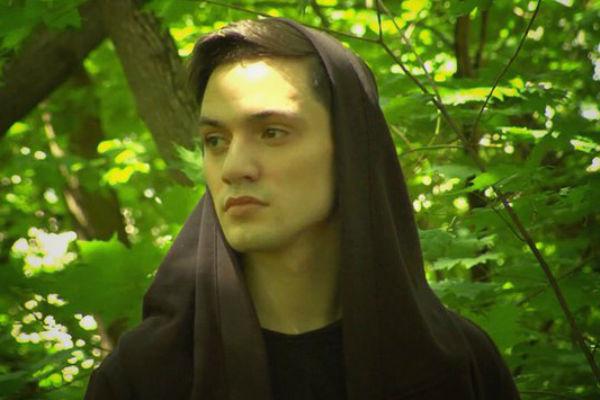 Денис Высоцкий - самый юный участник проекта