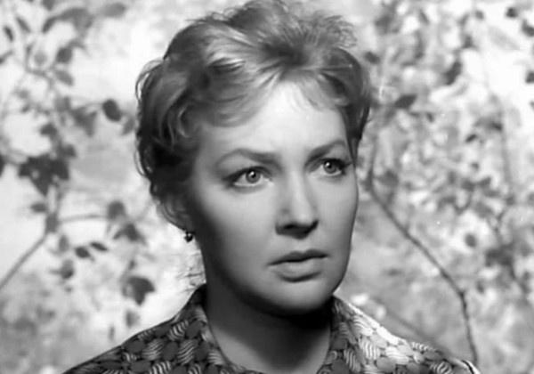 Одной из любимых актрис Георгия Данелии была Ирина Скобцева