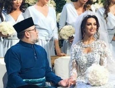 Брат бывшего короля Малайзии женится на простолюдинке