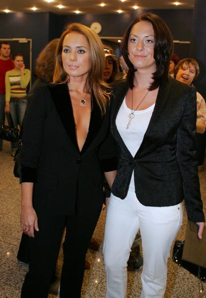 Жанна всегда была очень близка с сестрой