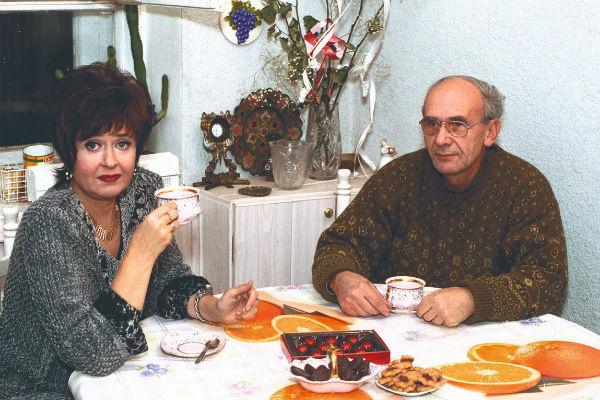 Муж уже давно стал лучшим другом для Регины Дубовицкой