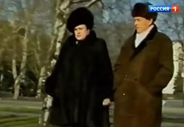 Зыкину подозревали в романе с Пономаренко