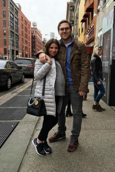 Ребенок Петра Максакова появится на свет в Нью-Йорке