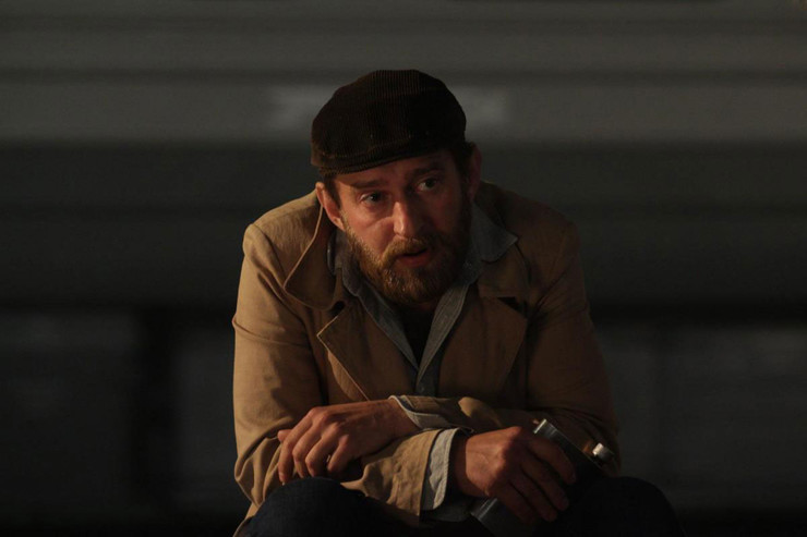 Герой Хабенского умер в прошлом сезоне, но актер все равно вернулся к съемкам