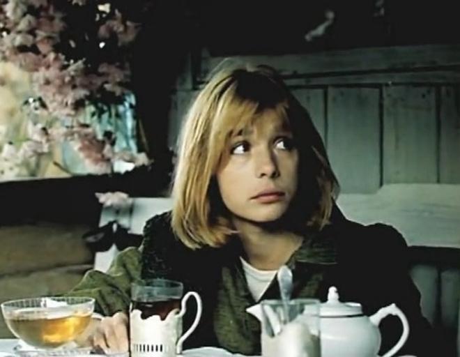 Актриса сыграла главную роль в «Зонтике для новобрачных»