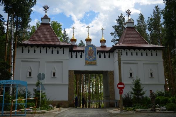 Сергий служил в монастыре много лет