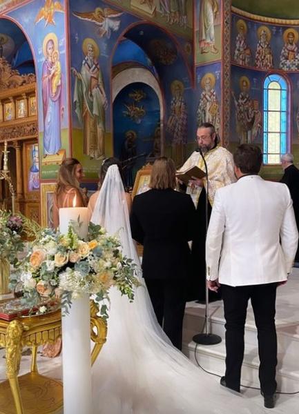 Новости: Венчание, танцы живота и хиты шансона. Свадьба пасынка Стаса Михайлова  – фото №2