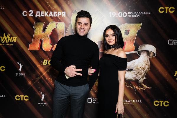Гурам Баблишвили и Катрин Асси