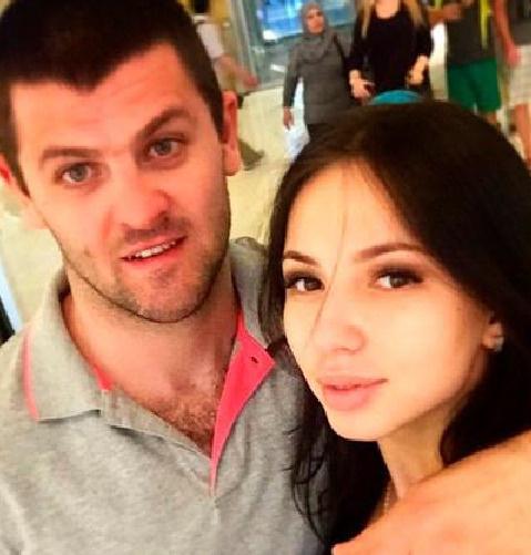 Дарья Дмитриева и Александр Радулов
