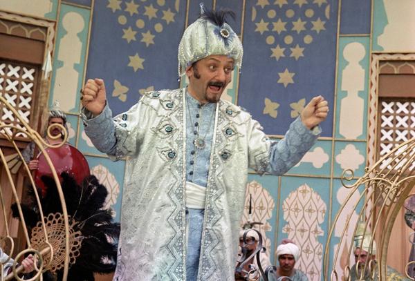Семен Фарада запомнился зрителям благодаря комедийным ролям