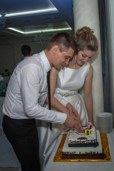 Дарья Городилова вышла замуж за Сергея в 2017 году