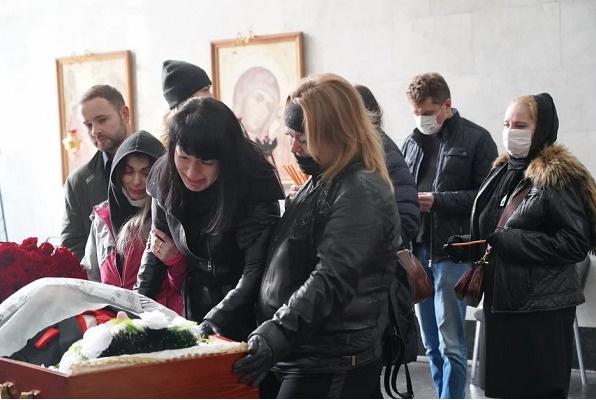 Смерть Самусенко стала неожиданностью для его близких