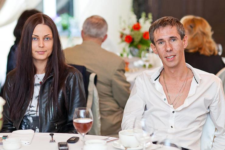 Несколько лет Панин называл главной любовью Людмилу Григорьеву
