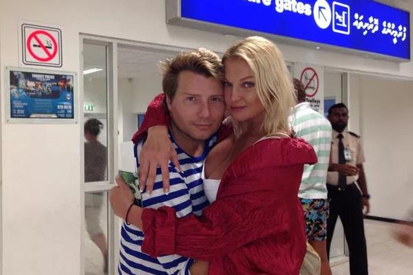 Анастасия и Николай встречались шесть лет назад
