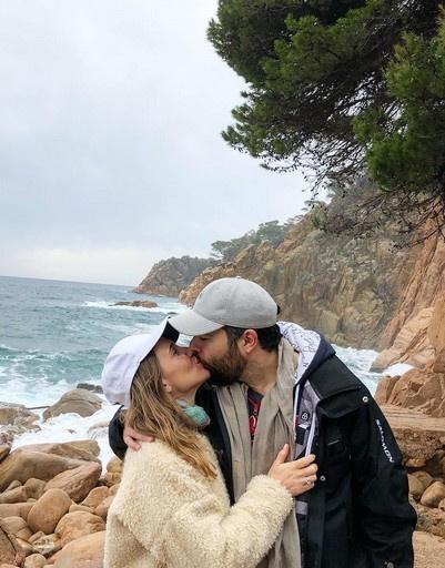 Юлия Ковальчук уехала отдыхать вместе с супругом Алексеем Чумаковым