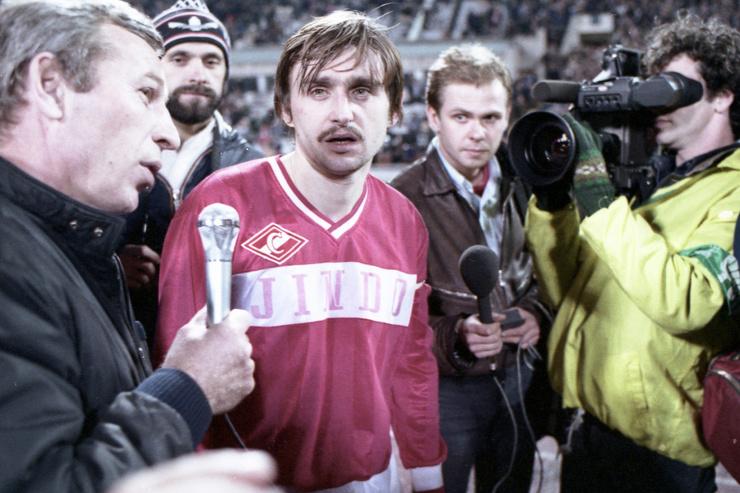 В 80-х Федор Черенков стал живой легендой