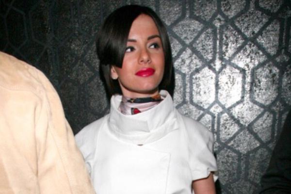 Певица Юлия Волкова в клубе Isterika в 2010 году