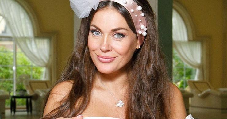Таня Терешина погуляла на девичнике перед свадьбой