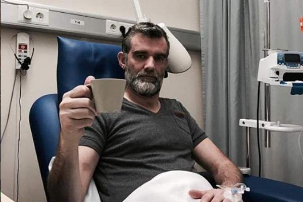 Актер два года пытался победить рак