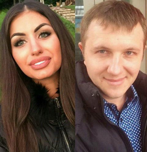 Элина Ковальская и Илья Яббаров