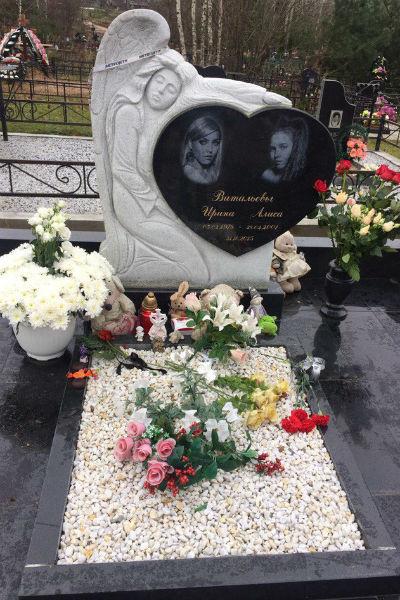 Родственники берегут память об Ирине и Алисе