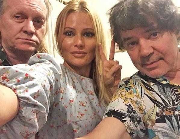 Крис Кельми лечился от алкоголизма вместе с Евгением Осиным и Даной Борисовой