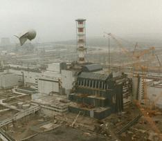 Хроника аварии на Чернобыльской АЭС
