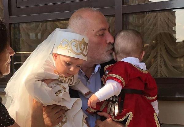 В прошлом году Калоев снова стал отцом