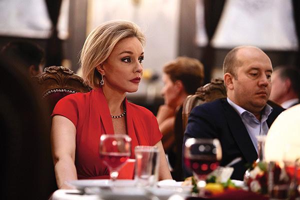 Марина Зудина играет в сериале Константина Богомолова «Содержанки»