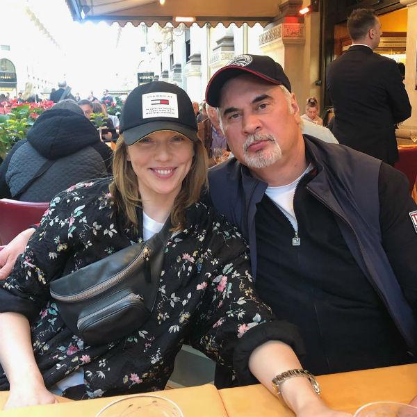 Альбина Джанабаева и Валерий Меладзе любят вдвоем путешествовать